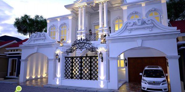 Gambar Rumah Klasik Medan