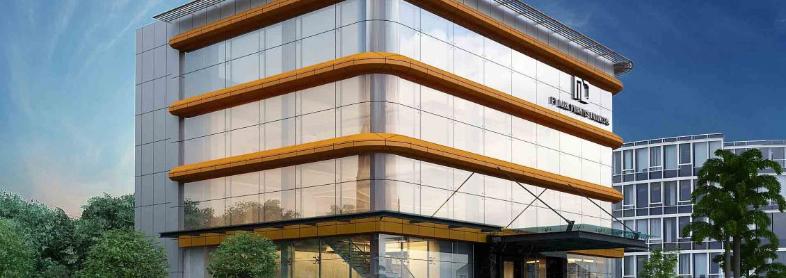 Arsitek Medan - 2019 - Desain bangunan kantor - Mark Dynamic (6)