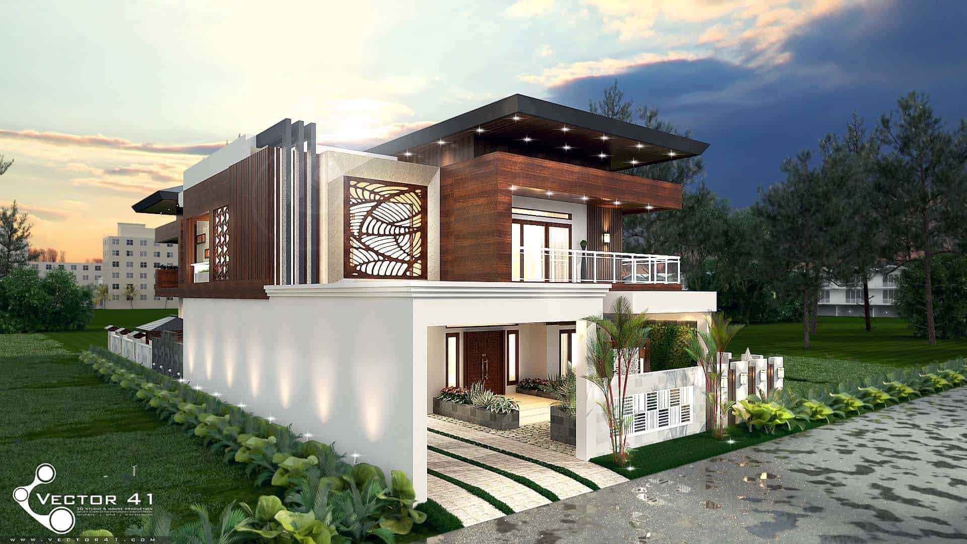 56+ Foto Desain Rumah Modern Minimalis HD Download Gratis