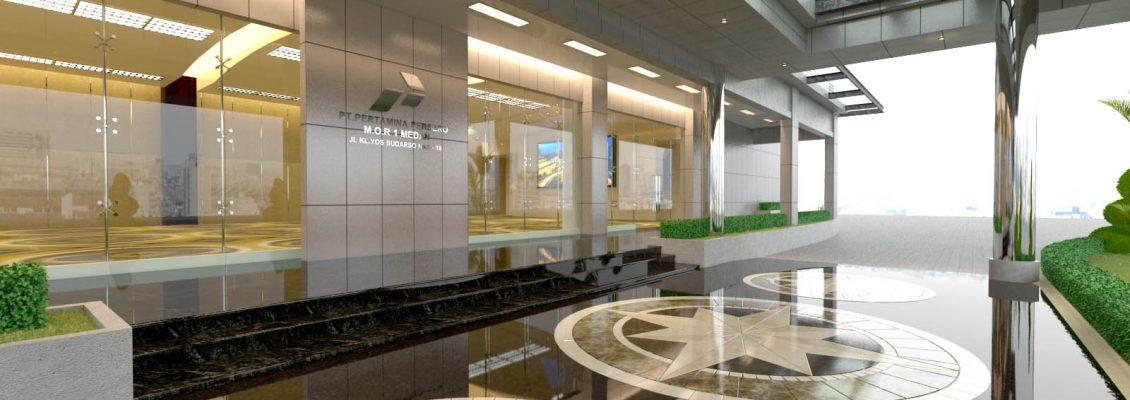 desain kantor desain gedung sebaguna arsitek medan vector 41 ged serbaguna pertamina medan 004