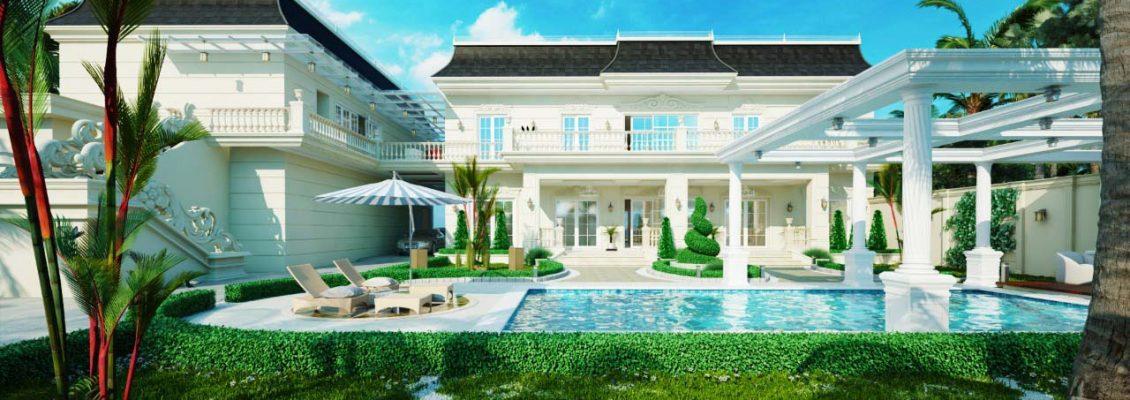 desain hotel klasik