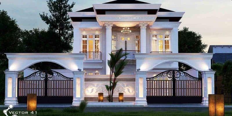 Desain Interior Rumah Mewah 1 Lantai  arsitek aceh archives project page 3 of 3 pt vector 41