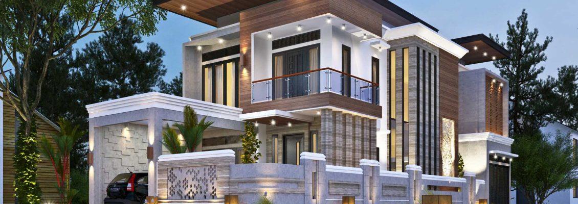 desain rumah tropis modern - arsitek medan vector 41 medan ...