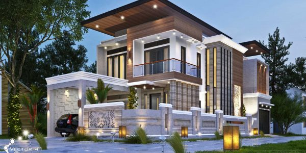 desain rumah minimalis medan