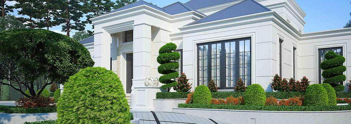 Desain rumah klasik modern basement medan arsitek medan vector 41