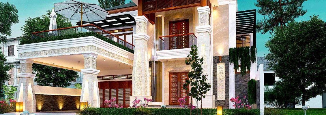 Rumah Tropis Riau