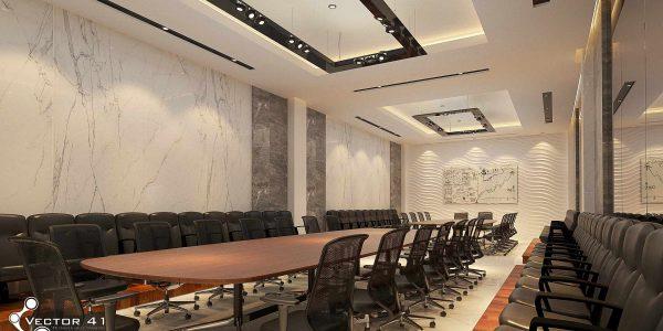 ruang meeting pt mark dynamics
