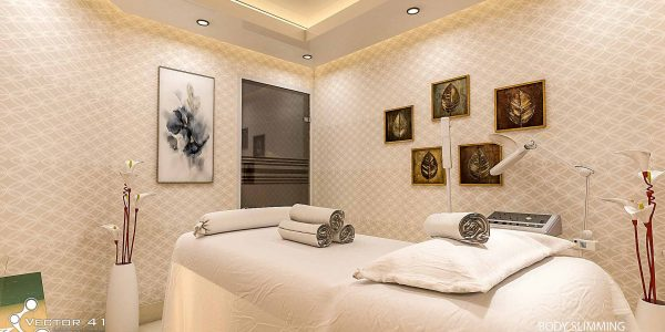 Desain spa massage terbaru di medan