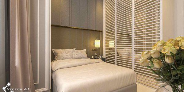 desain interior tempat tidur ibu ayu medan