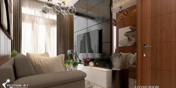 desain interior sofa ruang tamu bapak zulkifli medan